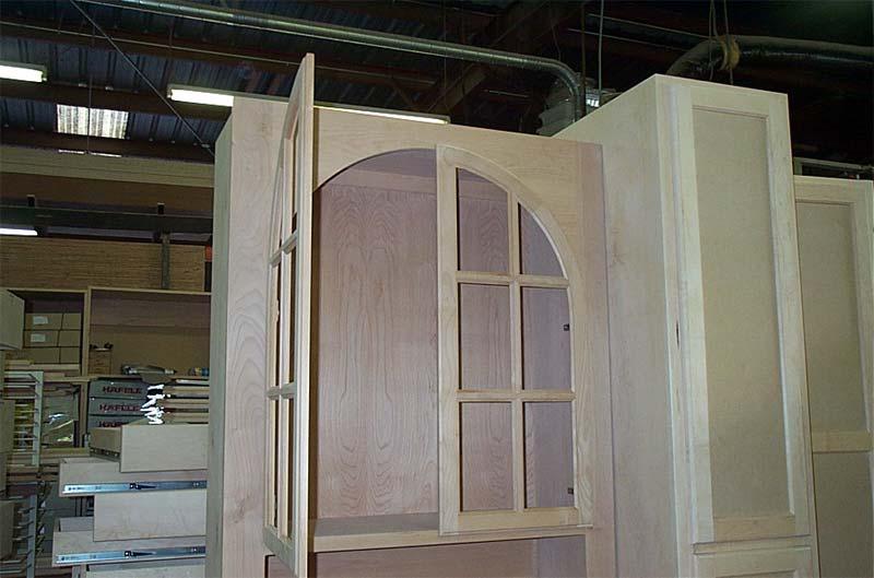 Conversion Varnish Kitchen Cabinets